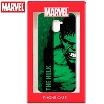 Capa COOL para Samsung J600 Galaxy J6 Marvel Hulk