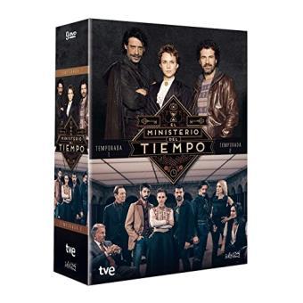 El Ministerio Del Tiempo. Temporadas 1 & 2 (11 DVD)