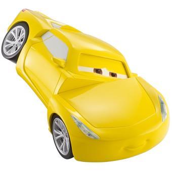 Carro Cruz Ramirez Cars 3 Mattel DYW40 Plástico Amarelo