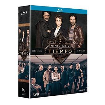 El Ministerio Del Tiempo. Temporadas 1 & 2 (8 Bd)