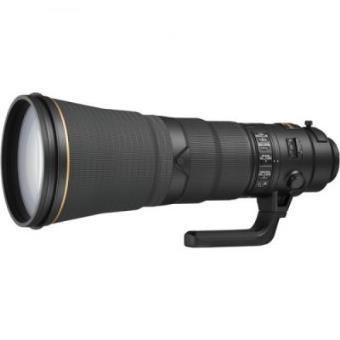 Nikon AF-S NIKKOR 600 mm 1:4E FL ED VR