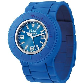 Relógio ODM PP001-04 (45 mm) Azul