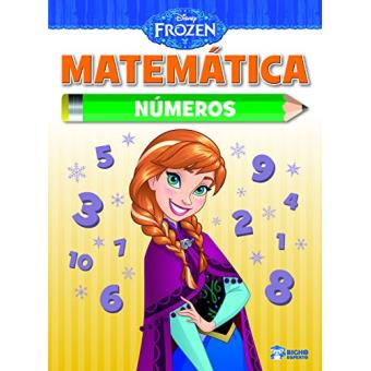 Matemática. Números - Coleção Disney Frozen