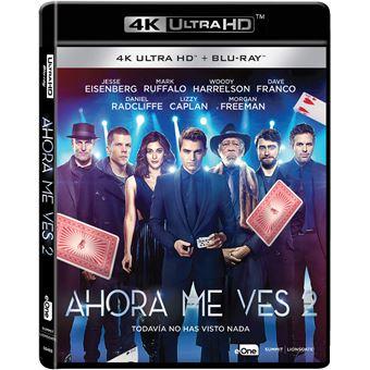 Now You See Me 2 / Ahora Me Es 2 (4K Ultra HD) (2Blu-ray)