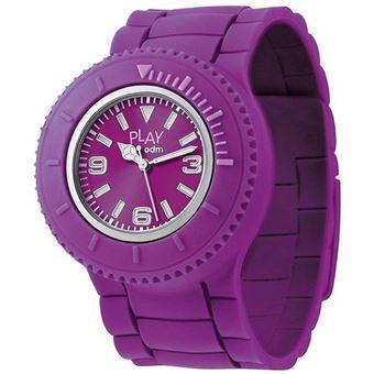 Relógio ODM PP001-05 (45 mm) Violeta