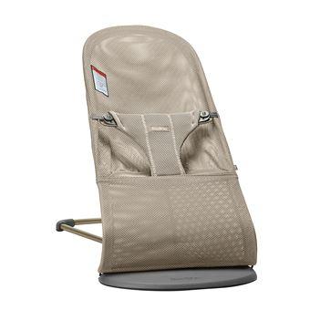Baloiço & cadeira de baloiço de bebé BabyBjorn Babybjörn Babywippe Babysitter Balance Bliss Mesh Greige