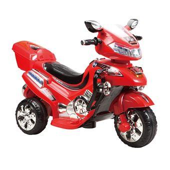 Moto Elétrica de Criança BO MOTOR C031 - Vermelho