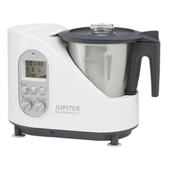 Robô de cozinha Jupiter ThermoMaster | Branco