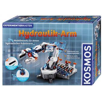 Kosmos 620479 Kit experimental conjunto de ciência e brinquedos para criança Azul e Cinzento e Laranja