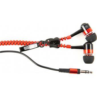 Auriculares Omega FH2111R Vermelho