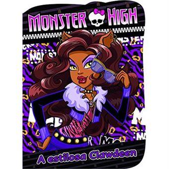 Monster High: A Estilosa Clawdeen