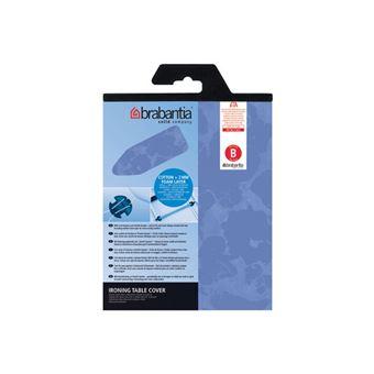 Brabantia 191442 cobertura para tábuas de engomar Algodão Azul