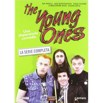 Pack The Young Ones (2 DVD)