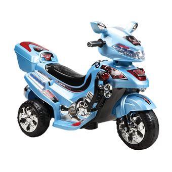 Moto Elétrica de Criança BO MOTOR C031 - Azul