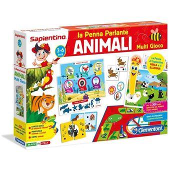 La Penna Parlante Clementoni 16080 Animali