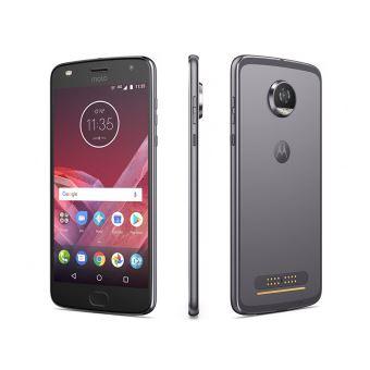 Smartphone Motorola Moto Z2 Play Moto Z2 Play 4GB 64GB Cinzento