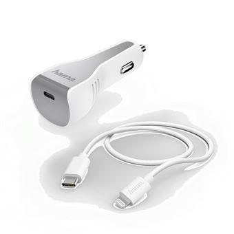 carregador de dispositivos móveis Hama 00183317  Branco