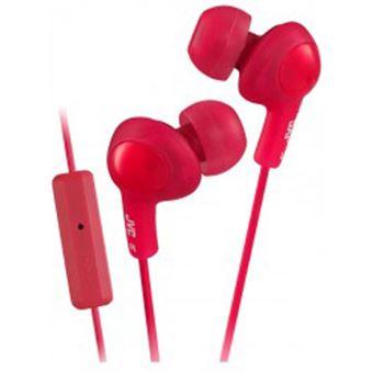 Auriculares JVC HA-FR6 Vermelho