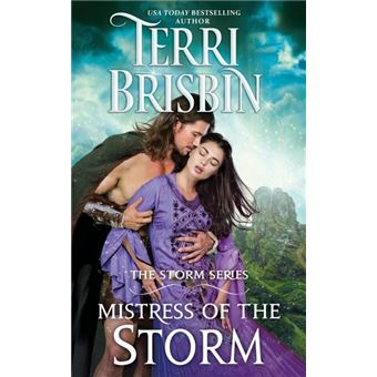 mistress Of The Storm Paperback -