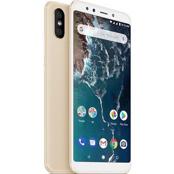 Smartphone Xiaomi A2 Mi 4GB 64GB Dourado