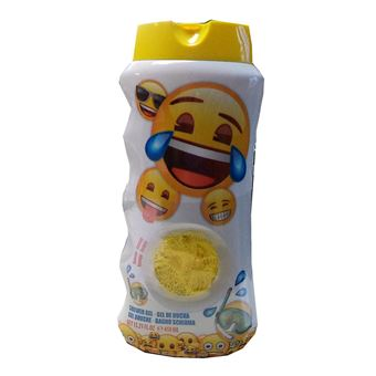 Perfume Emoji Emoji Gel De Ducha 450ml + Esponja 1U