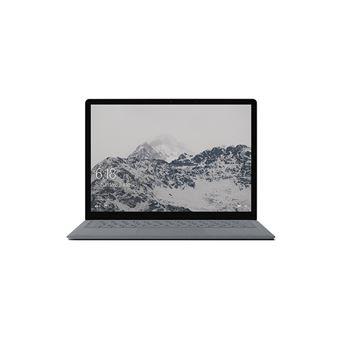 "Microsoft Surface Laptop 8GB SSD 128GB 668 13.5"" Cinzento"