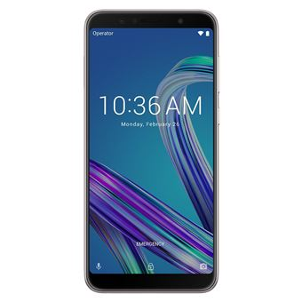 Smartphone ASUS ZB602KL-4H018EU ZenFone 3GB 32GB Prateado