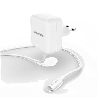 carregador de dispositivos móveis Hama 00183318  Branco