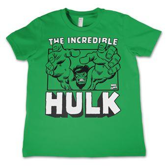 T-shirt para Criança The Incredible Hulk Kids | Verde | 4 Anos