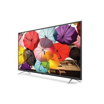 "Smart TV Strong 4K UHD SRT43UB6203 43"" Prateado"