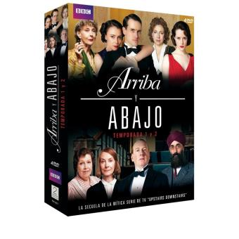 Arriba y abajo - Temporadas 1 Y 2 (Secuela ) / Upstairs Downstairs (TV Series) (2 DVD)