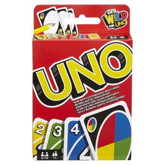 Cartas UNO Clipstrip Mattel