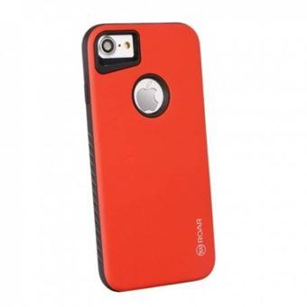 Capa Lmobile Roar Rico Armor para iPhone X Vermelho