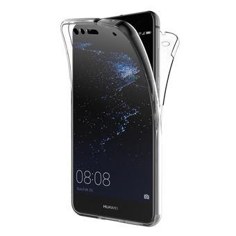 Capa 360º dmobile para Huawei P10 Lite   Frente e Verso   Dupla   Silicone / Gel