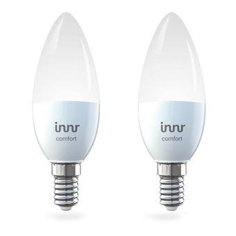 Iluminação inteligente innr rb 248 t-2 lâmpada inteligente branco zigbee 5,8 w