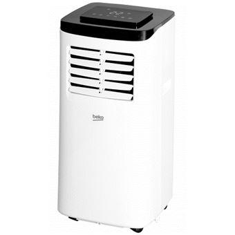 Ar Condicionado Portátil Beko BS107C Branco