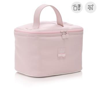 Mini bolsa Cambrass rosa elegante 19x24x17 com