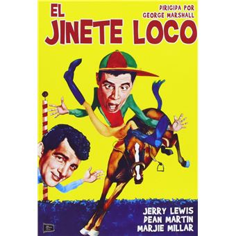 Money from Home (1953) / El Jinete Loco (DVD)