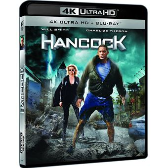 Hancock (4K Ultra HD) (2Blu-ray)