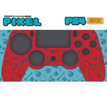 Comando Indeca Carcasa Ps4 Pixel