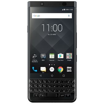 Smartphone BlackBerry KEYone 3GB 32GB Preto