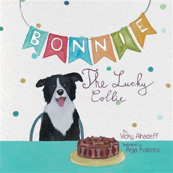 bonnie The Lucky Collie Paperback -