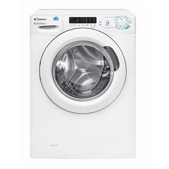 Máquina de Lavar Roupa Carga Frontal Candy CSS 1282D3-S 8Kg A+++ Branco