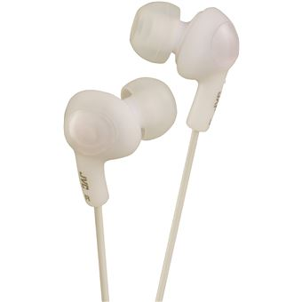 Auriculares JVC HA-FX5-W Branco