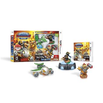 Skylanders SuperChargers SP 3DS