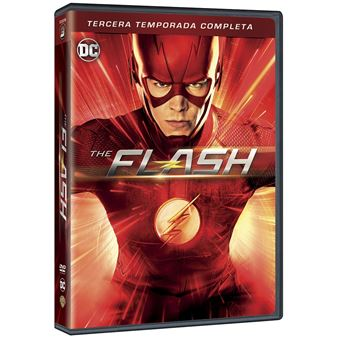 The Flash Temporada 3 (5DVD)