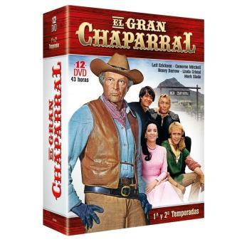 El Gran Chaparral Temp 1 + 2 / The High Chaparral