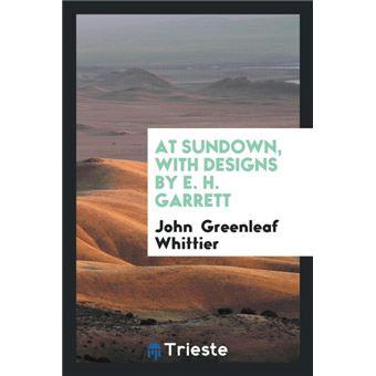 At Sundown, With Designs By EHGarrett