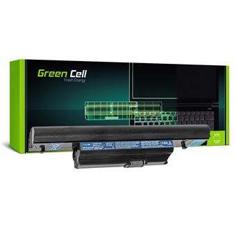 Bateria Greencell para Acer Aspire 5553 5625G 5745 5745G 5820T 5820TG 7250 7739 7745
