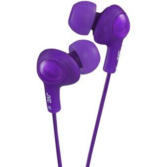 Auriculares JVC HA-FX5-V violeta